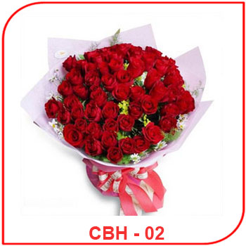 Buket Bunga Ulang Tahun CBH - 02