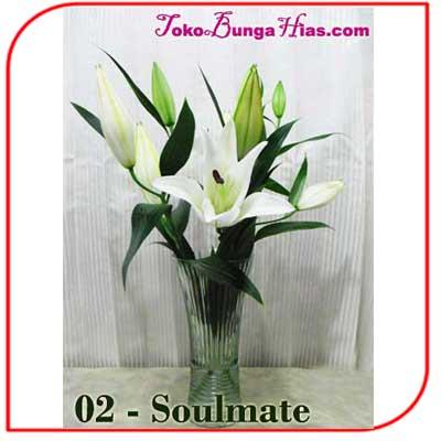 Buket Bunga Meja 02-Soulmet