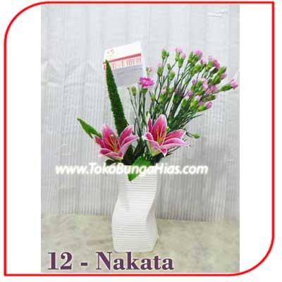 Buket Bunga Meja 12-Nakata